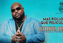 Alexander Abreu - Havana D'Primera - Mas Rollo Que Pelicula (2020 Salsa Cuba News)