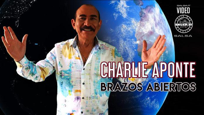 Brazos Abiertos - Charlie Aponte (2021 Salsa official video)