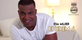 Ephrem J - Esa Mujer (2021 Bachata official video)