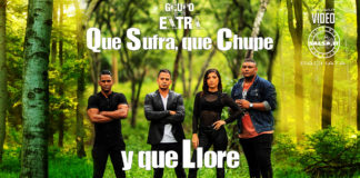 Grupo Extra ft. Mayker - Que Sufra, Que Chupe, Que Llore (2021 bachata official video)
