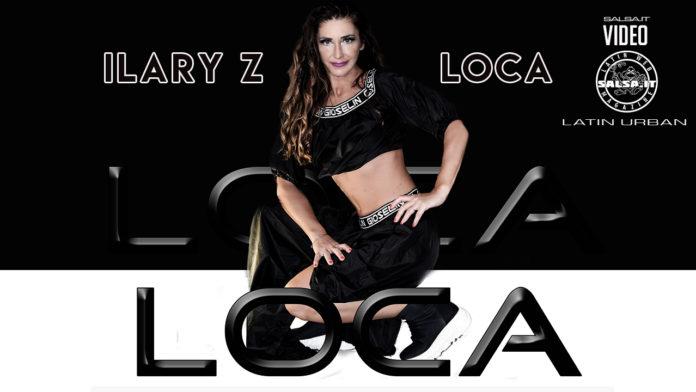 Ilary z - Loca (2021 News Latin urban)