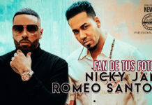 Nicky Jam, Romeo Santos - Fan De Tus Fotos (2021 Reaggaeton Video Official)