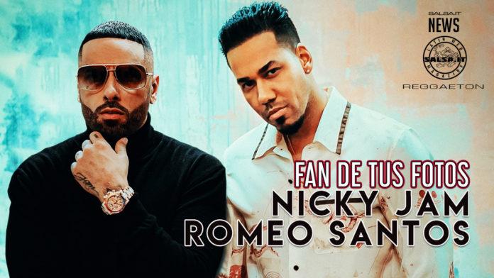 Nicky Jam, Romeo Santos - Fan De Tus Fotos (2021 Reaggaeton Video Official)