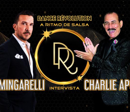 Pietro Mingarelli presenta A Ritmo De Salsa - Intervista a Charlie Aponte (2021 News Salsa.it)