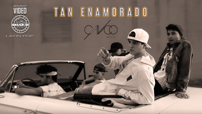 CNCO - Tan Enamorado (2021 Reggaeton official video)