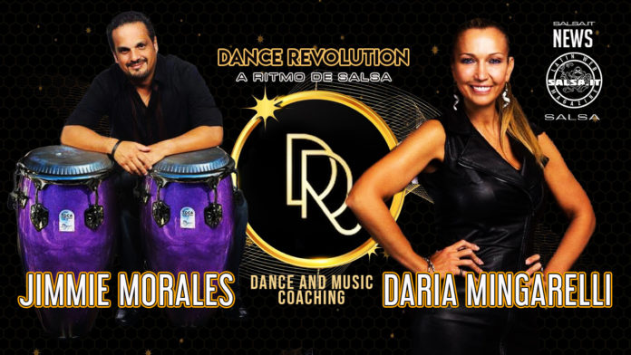 DANCE REVOLUTION PRESENTA - SEMINARIO CON JIMMIE MORALES