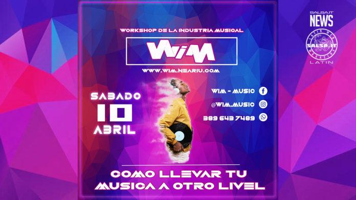 WIM - Workshop de la Industria Musical (2021 News Latin Music)