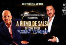A Ritmo Di Salsa by - Pietro Mingarelli Presenta - Cheo Torres (2021 News Salsa)