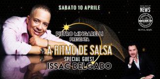 A Ritmo Di Salsa by Pietro Mingarelli Presenta - Issac Delgado (2021 News Salsa)