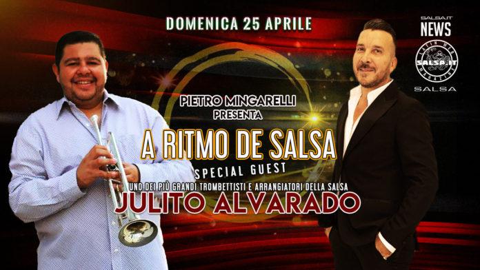 A Ritmo Di Salsa by - Pietro Mingarelli Presenta - Julito Alvarado (2021 News Salsa)