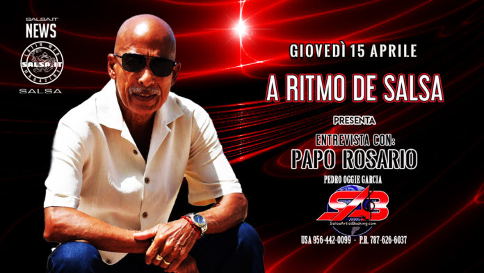 A Ritmo Di Salsa by - Pietro Mingarelli Presenta - Luis Papo Rosario (2021 News Salsa)