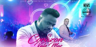 Cesar El Incognito Ft DJ Vins - El Borazon Vale Mas (2021 Bachata news)