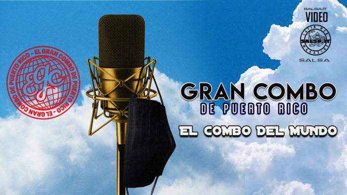 El Gran Combo de Puerto Rico - El combo del Mundo (2021 Salsa Official Video)