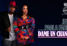 JFab y Paola Fabre - Dame un Chance (2021 Bachata official video)