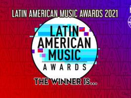 LATIN AMERICAN MUSIC AWARDS 2021