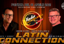 Latin Connection (Registrazione Video 01 Aprile 2021)