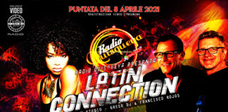 Latin Connection (Registrazione Video 08 Aprile 2021)