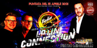 Latin Connection (Registrazione Video 15 Aprile 2021)