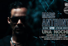 Marc Anthony - Una Noche - Live concert in streaming Gratuito (2021 Salsa Video Concert)
