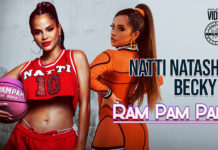 Natti Natasha, Becky G - Ram Pam Pam (2021 Reggaeton official video)