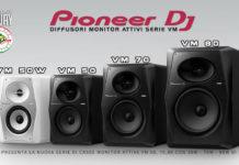 Pioneer presenta i nuovi diffusori monitor attivi serie VM (2021 News DeeJay Salsa.it)