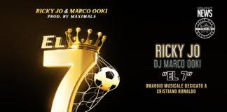 Ricky Jo, Dj Marco Ooki Produzione Maximals - El 7 (2021 tropical news)