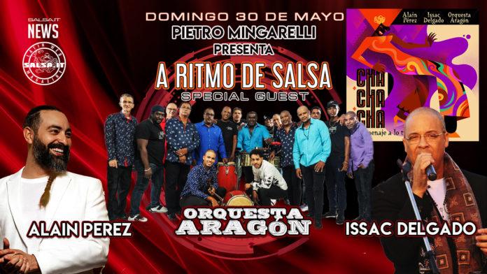 A Ritmo Di Salsa-Alai Perez-IssacDelgado-Orquesta Aragon
