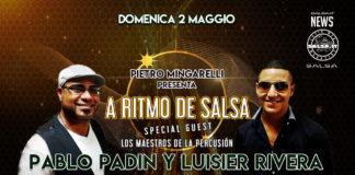 A Ritmo Di Salsa Presenta - Luisier Rivera e Pablo Padin (2021 News Salsa)