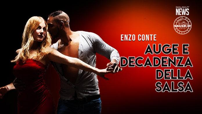 Auge e Decadenza della Salsa - a cura di Enzo Conte (2021 editoriale salsa.it)