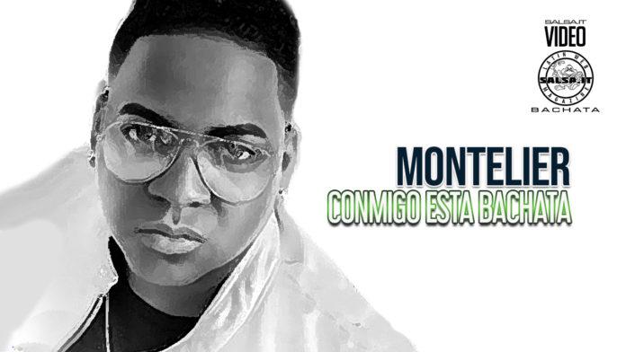 Conmigo Esta Bachata - Montelier (2021 Bachata official video)