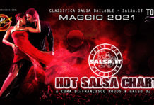 Hot Salsa Charts - Classifica Salsa Bailable - Maggio 2021 (Los 50 Salsa Hit's)