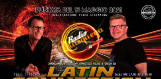 Latin Connection 13 05 2021