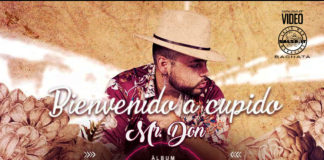 Mr.Don - Bienvenido Cupido (2021 bachata official video)