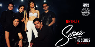 Selena - Ecco la seconda e ultima stagione disponibile su Netflix (2021 News Salsa.it)