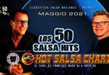 Los 50 Salsa Hits, Maggio 2021