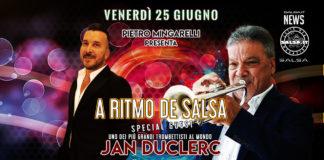A Ritmo Di Salsa Presenta - Jan Duclerc - (2021 News Salsa)