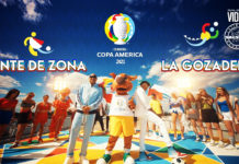 Gente de Zona - La Gozadera (The Official 2021 Conmebol Copa America) - (2021 Reggaeton official video)