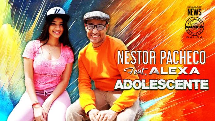Nestor Pacheco Ft. Alexa (2021 News Salsa)