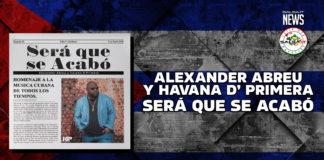 Havana D' Primera - Nuovo Album (News 2021)