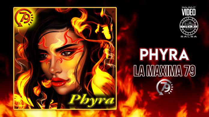 La maxima 79 - Phyra 82021 salsa video official)