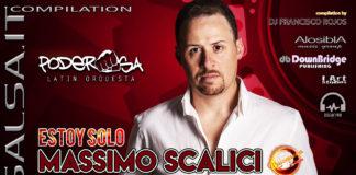 Massimo Scalici - Estoy Solo (2021 Salsa.it Compilation)