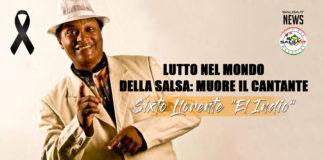 IL MONDO DELLA MUSICA LATINA PIANGE LA SCOMPARSA DI JOHNNY VENTURA