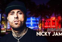 Nicky Jam - Miami (2021 Reggaeton official video)