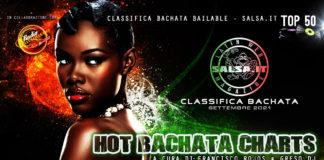 Hot Bachata Charts - Classifica Bachata Settembre 2021