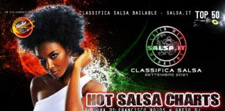 Hot Salsa Charts - Classifica Settembre 2021