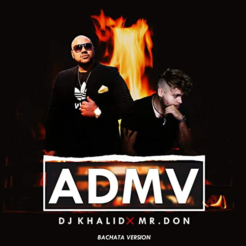 ADMV (BACHATA VERSION) - ADMV (BACHATA VERSION) - single