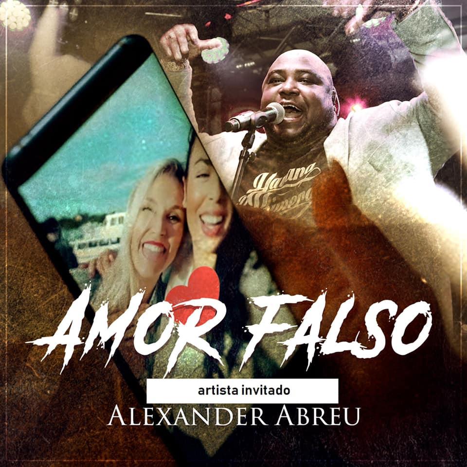 AMOR FALSO - AMOR FALSO - SINGLE