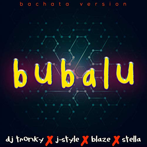 BUBALU (BACHATA VERSION) - BABALU (BACHATA VERSION) - SINGLE