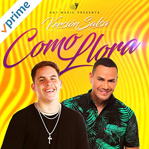 COMO LLORA (VERSION SALSA) - COMO LLORA (VERSION SALSA) - SINGLE