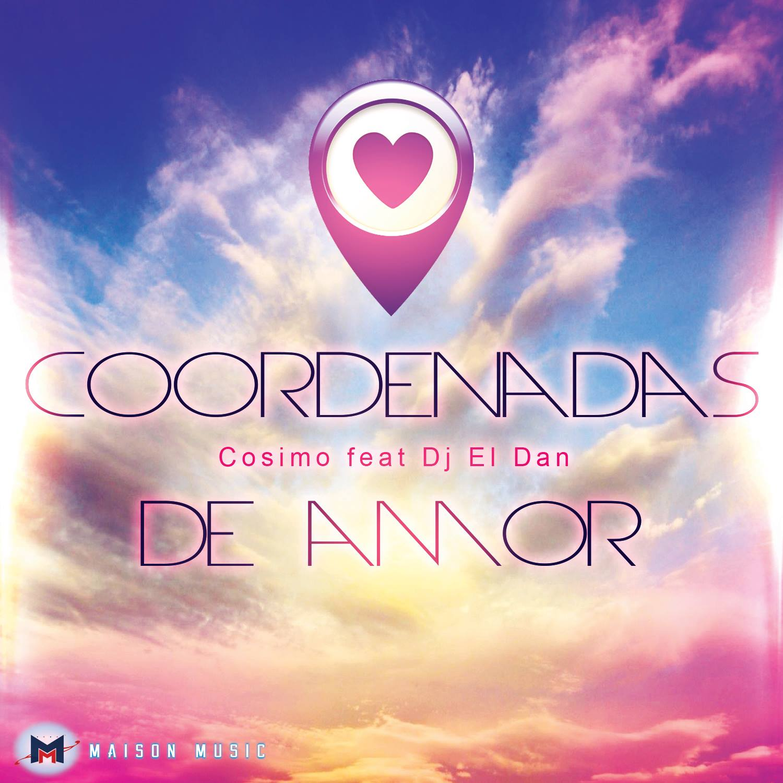 COORDENADAS DE AMOR - COORDENADAS DE AMOR – SINGLE
